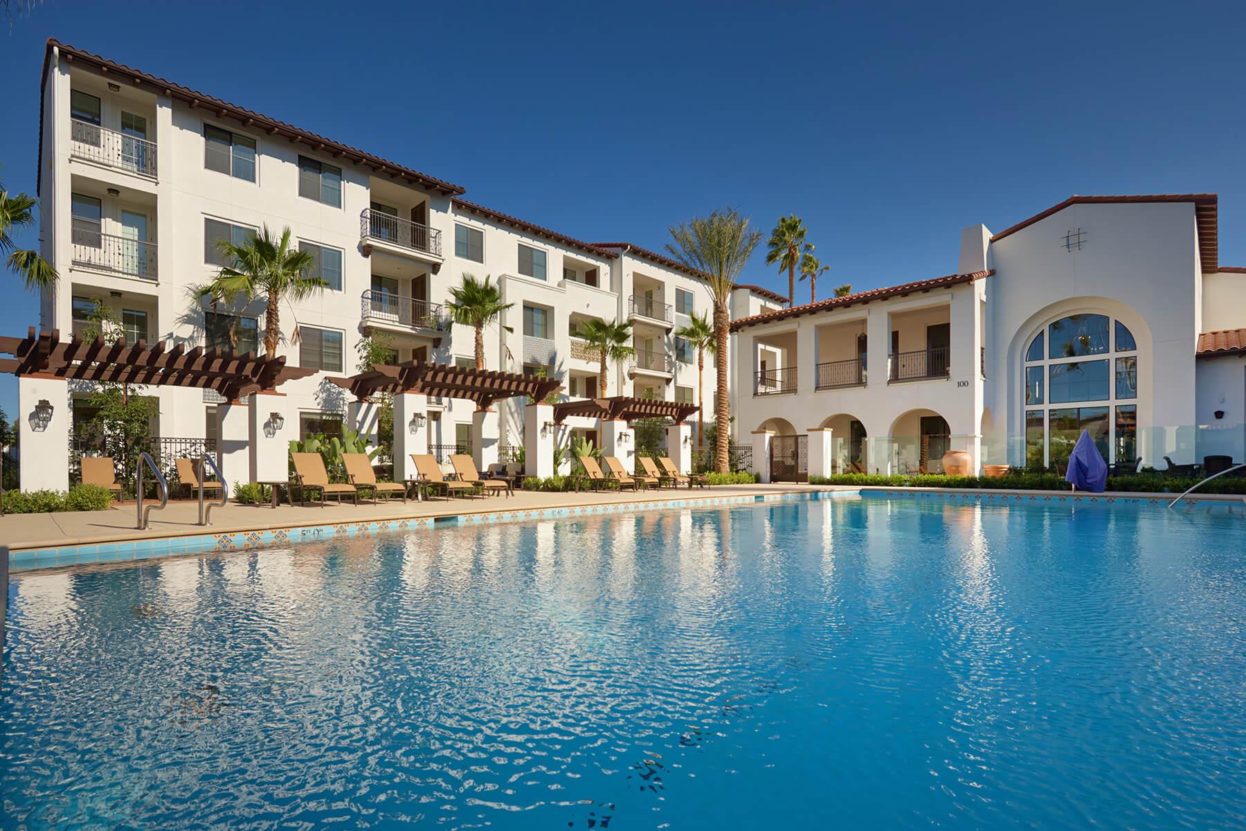 Costa Mesa 55+ Apartments for Rent | Azulón at Mesa Verde