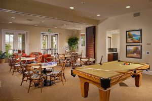Billiard/Game Room